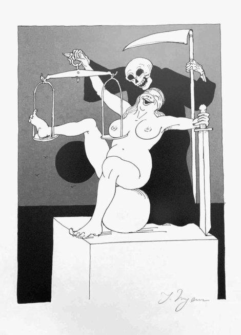 Tomi Ungerer – Es gibt kein Leben ohne Todesstrafe. (2000)