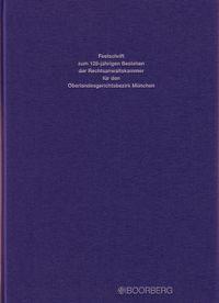 Festschrift 125 Jahre RAK München