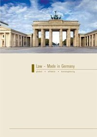 Law – Made in Germany